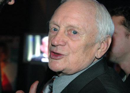 Pożegnanie filmowego Lucjana Mostowiaka
