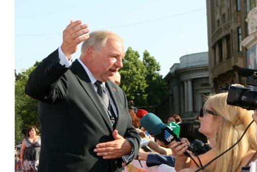 70 lat minęło – urodziny Jerzego Stuhra